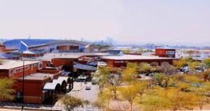 River walk shopping centre Botswana Gaborone