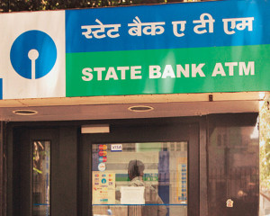 State Bank of India ATM Xpress Money UAE Exchange