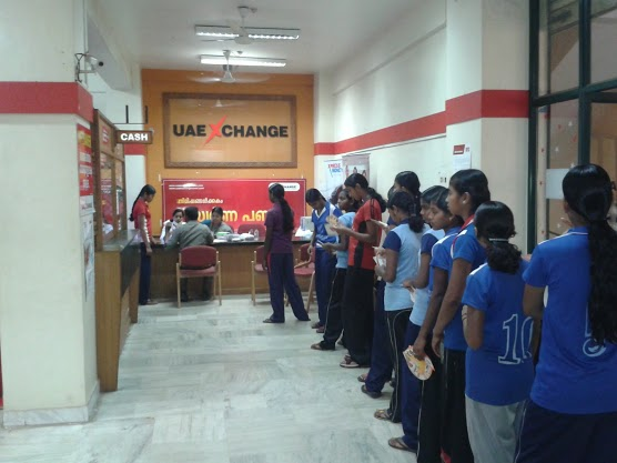 Uae Exchange India